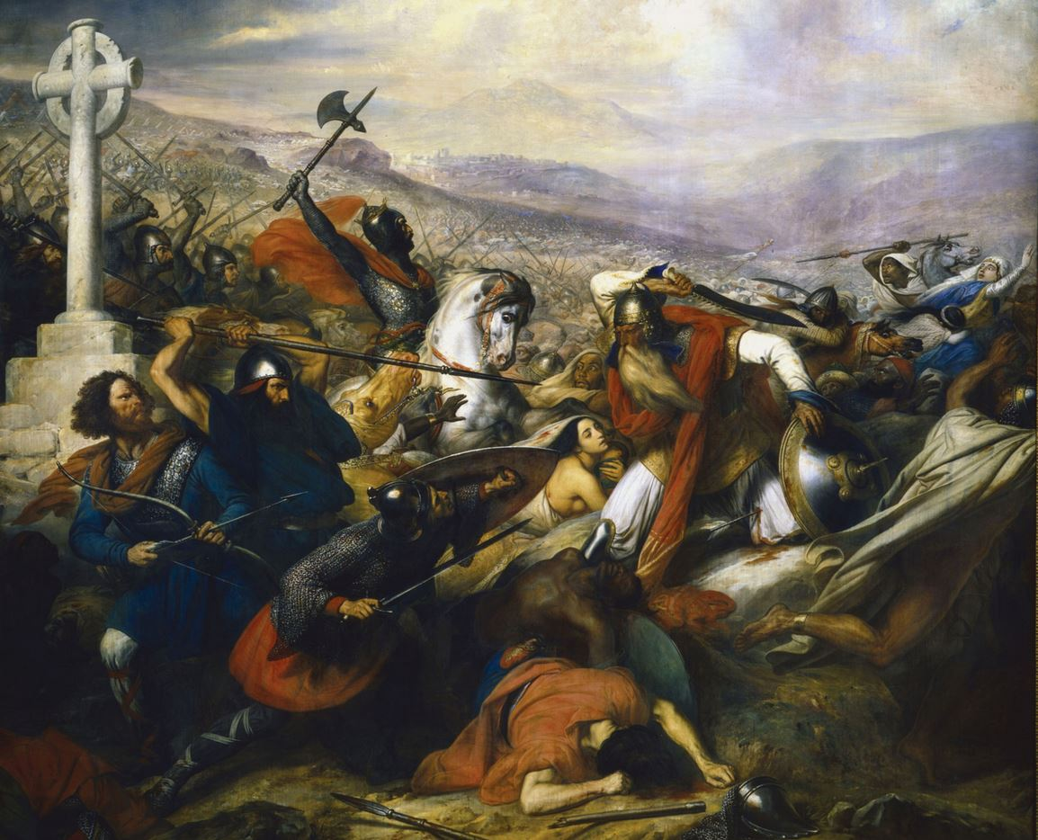 Battle of Poitiers (732 CE)