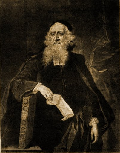 Aaron Hart, Chief Rabbi of England