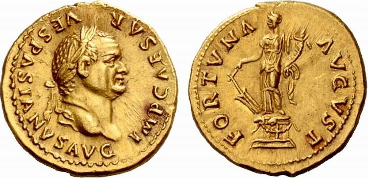 Coinage of Vespasian