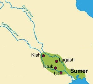 Sumer and its first city states