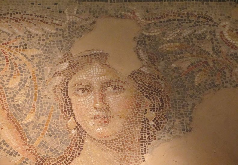Mona Lisa of Sepphoris