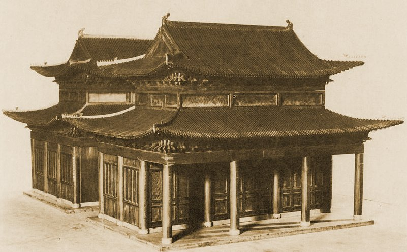 The Kaifeng synagogue